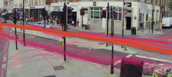 Vivacity Labs - Cyclist Paths