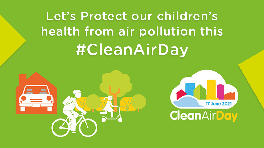 Clean Air Day and Vivacity Labs
