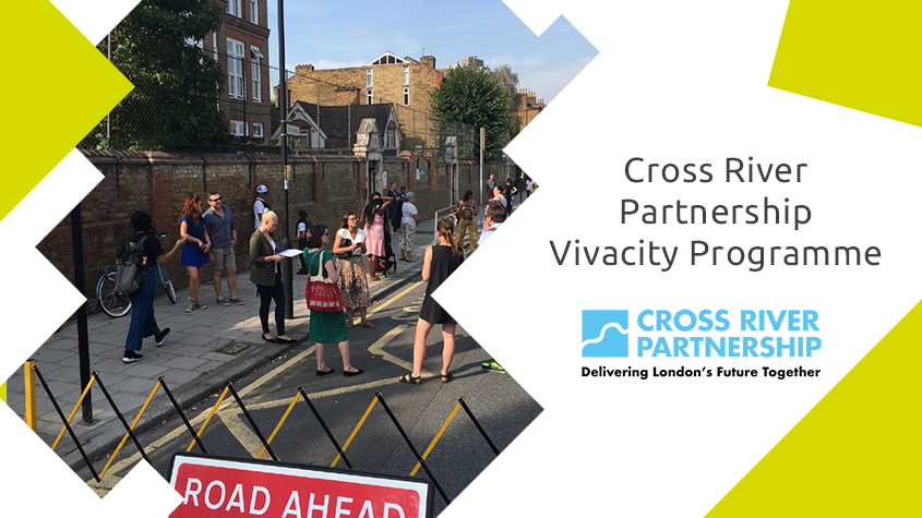 Cross River Partnership Vivacity Programme - Monitoring School Streets Scheme