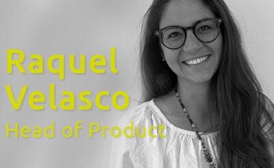 Raquel Velasco - Head of Product at Vivacity Labs