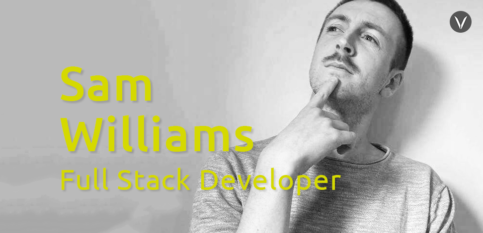 Sam Williams - Full Stack Developer at Vivacity